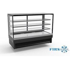 Tủ trưng bày bánh kính vuông Firscool DSF1800