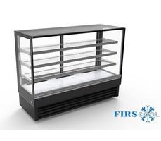 Tủ trưng bày bánh kính vuông Firscool DSF1800-27