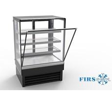 Tủ trưng bày bánh kính vuông Firscool DSF900-27