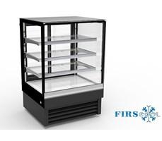 Tủ trưng bày bánh kính vuông Firscool DSF900
