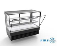 Tủ trưng bày bánh kính vuông Firscool DSFL1500
