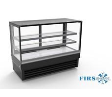 Tủ trưng bày bánh kính vuông Firscool DSFL1800