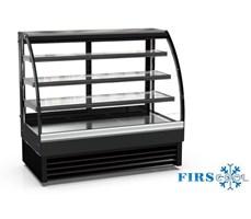 Tủ trưng bày bánh kính cong Firscool DS2400-27