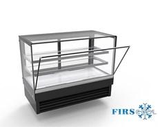 Tủ trưng bày bánh kính vuông Firscool DSFL1500-27