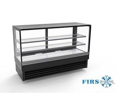 Tủ trưng bày bánh kính vuông Firscool DSFL2000-27