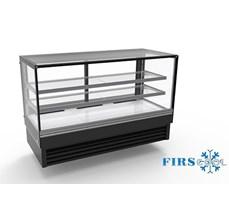 Tủ trưng bày bánh kính vuông Firscool DSFL2400