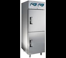 Tủ lạnh bảo quản 2 khoang độc lập +2 đến 10oC, LCRR 625, Evermed/Ý