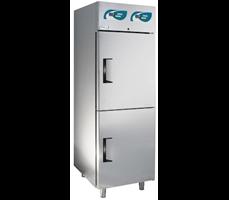 Tủ lạnh bảo quản 2 khoang nhiệt độ độc lập, LCRF 625, Evermed