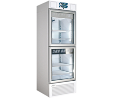 Tủ lạnh bảo quản 2 khoang độc lập, MPRR 530, Evermed/Ý