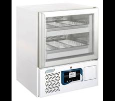 Tủ lạnh bảo quản dược phẩm, y tế +2 đến +15oC, MPR-110V W xPRO, Hãng Evermed/Ý