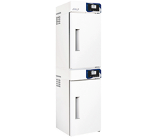 Tủ lạnh bảo quản 2 khoang nhiệt độ độc lập, LCRF 260W xPRO, Evermed