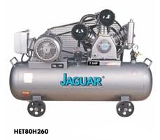 Máy nén khí piston 7.5HP Jaguar HET80H260