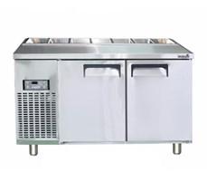 Bàn Salad 1200 2 cánh HAPPYS OKSI-1200S-F