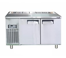 Bàn Salad 1500 2 cánh HAPPYS OKS-1500S-H