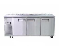 Bàn Salad 1800 3 cánh HAPPYS OKS-1800S-H