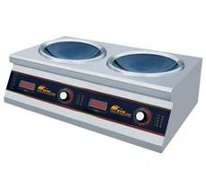 Bếp điện từ 2 đầu mặt lõm CZC - 19D