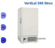 Tủ lạnh âm sâu Heli DW-86L598