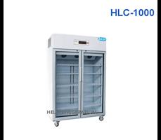 Tủ mát 2 cánh kính Heli HLC-1000
