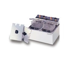 Bếp chiên nhúng đôi dùng điện Berjaya DF 11D-17