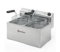 Bếp chiên nhúng đôi dùng điện Sammic F-8+8
