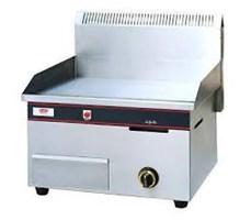 Bếp chiên phẳng dùng gar GH718