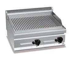 Bếp nướng rãnh Bertos PLG80BE