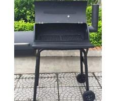 Bếp nướng xông khói LANDMANN BBQ-212