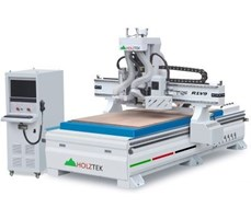 Máy CNC router 1 trục tự động thay dao Holztek HT-R1V9