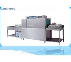 Máy rửa bát băng chuyền Master-8100