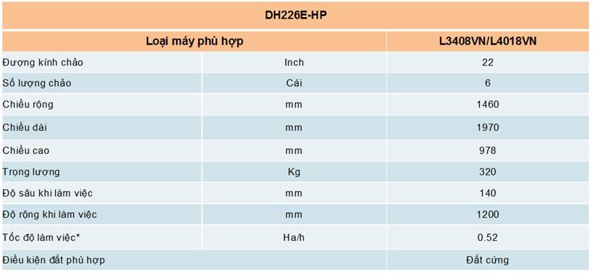 dan bua kubota dh226e-hp hinh 0